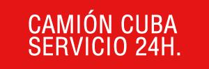 URGENCIAS CAMIÓN CUBA